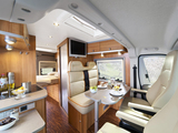 Wallpapers of Hymer Car 322 GTline 2011–13