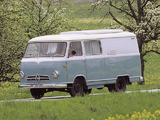 Photos of Hymer Caravano 1961