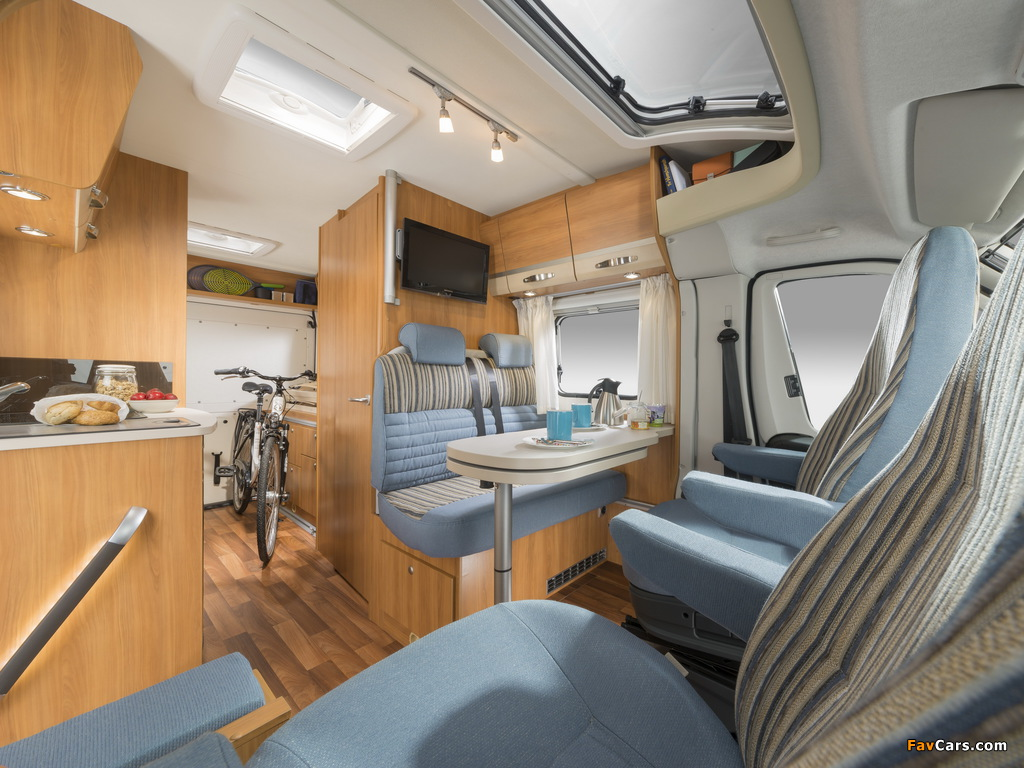 Hymer Compact 404 2013 pictures (1024 x 768)