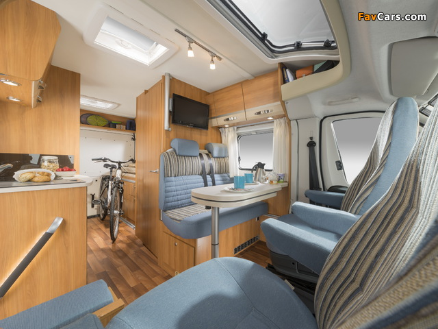 Hymer Compact 404 2013 pictures (640 x 480)
