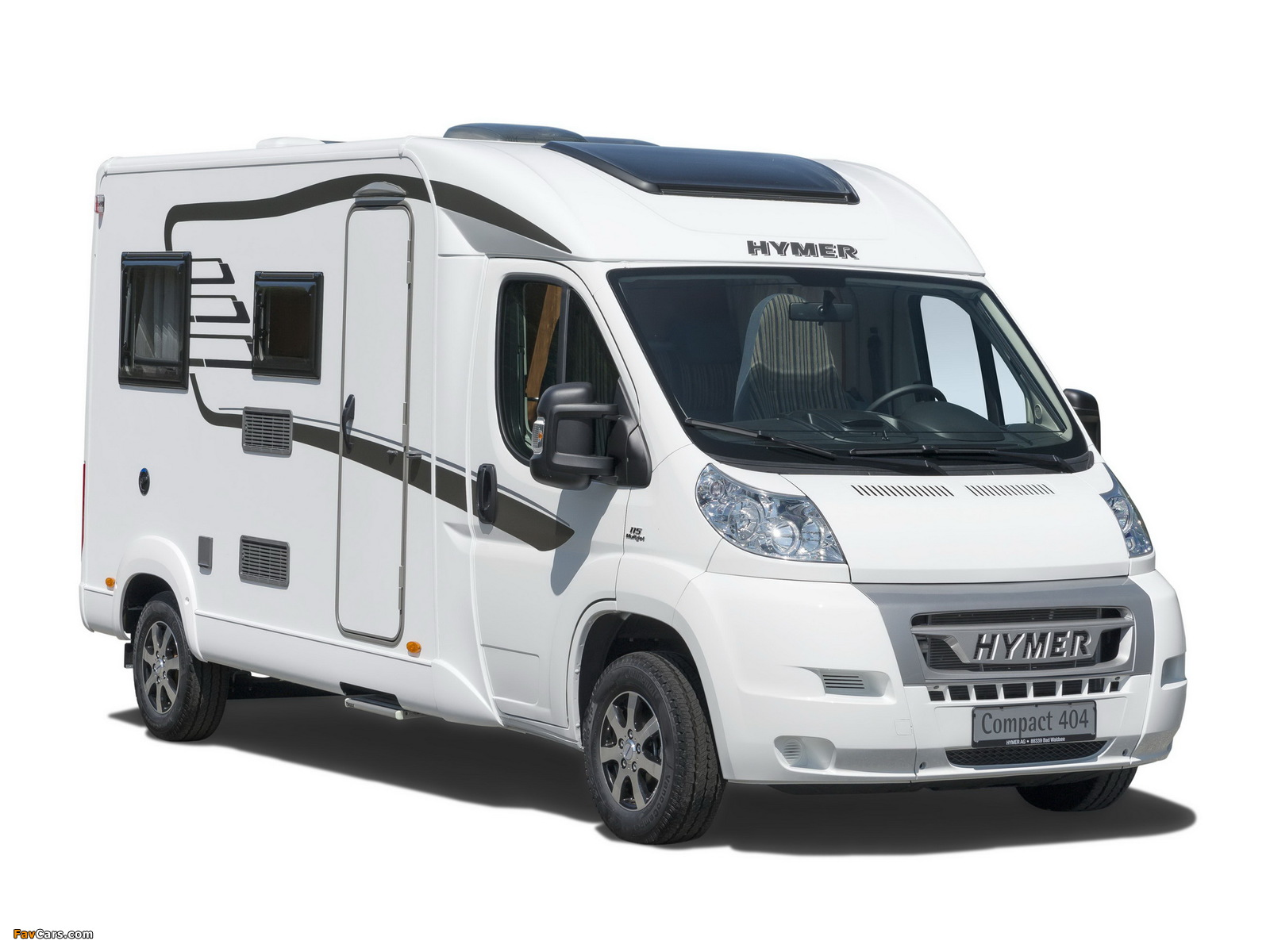 Hymer Compact 404 2013 wallpapers (1600 x 1200)