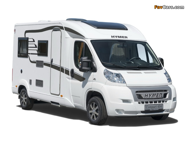Hymer Compact 404 2013 wallpapers (640 x 480)