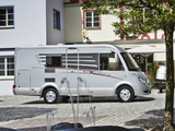 Pictures of Hymer Exsis-i 2007–11