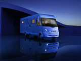 Pictures of Hymer Liner 2009–11