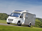 Hymer Tramp CL Exclusive Line 2011–12 pictures