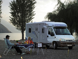 Pictures of Hymer Tramp GT 2002–06