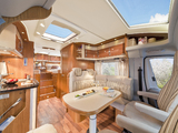 Pictures of Hymer Tramp 674 SL Star Edition 2009