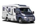 Pictures of Hymer Tramp Premium 50 2012