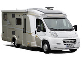 Hymer Tramp 674 SL Star Edition 2009–11 wallpapers