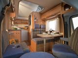 Hymer Van 512 Silverline 2009–11 pictures