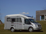 Hymer Van 512 Silverline 2009 wallpapers