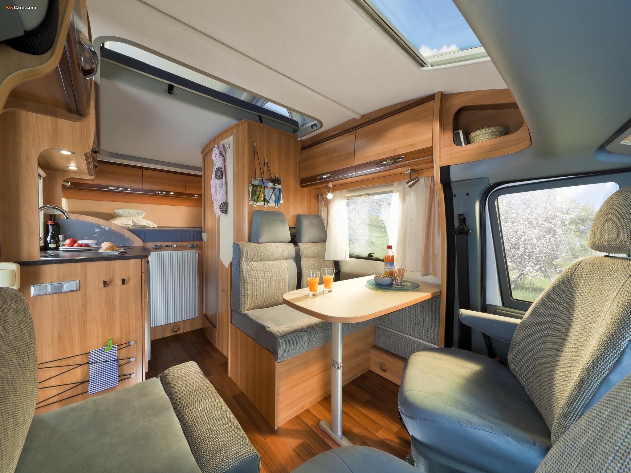 Машины фургоны для путешествий