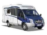 Hymer Van 562 Premium 50 2012–13 images