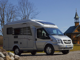 Photos of Hymer Van 512 Silverline 2009