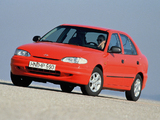 Hyundai Accent 1994–96 wallpapers