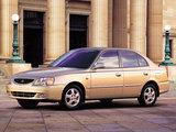 Hyundai Accent Sedan 2000 photos