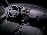 Hyundai Accent Sedan 2000 pictures