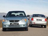 Hyundai Accent 5-door 2003–06 images