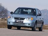 Hyundai Accent Sedan 2003–06 pictures