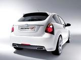 Hyundai Accent SR Concept 2005 photos