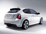 Hyundai Accent SR Concept 2005 pictures