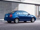 Hyundai Accent Sedan 2006–10 images