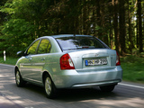 Hyundai Accent Sedan 2006–10 wallpapers