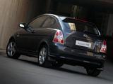 Hyundai Accent SR 3-door 2008 images