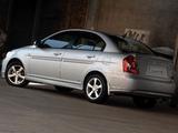 Hyundai Accent SR Sedan 2008 photos
