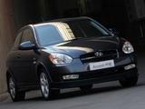 Hyundai Accent SR 3-door 2008 pictures