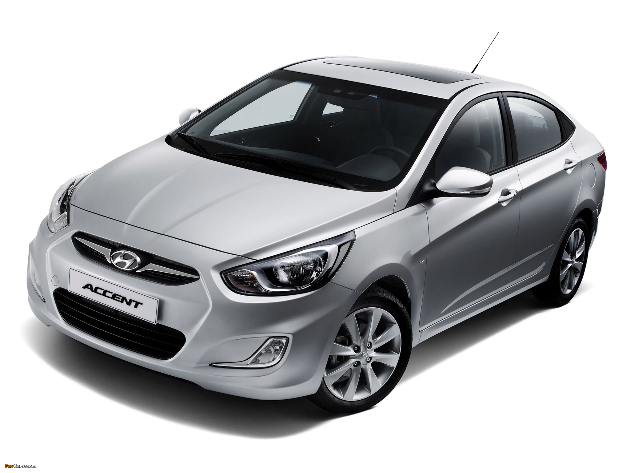 Hyundai Accent Rb 2010 Pictures 2048x1536