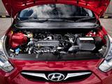Hyundai Accent 5-door AU-spec (RB) 2011 photos