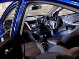 Hyundai Accent AU-spec (RB) 2011 pictures