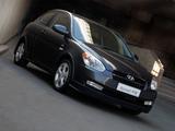 Images of Hyundai Accent SR 3-door 2008
