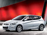 Images of Hyundai Accent Wit (RB) 2011