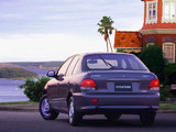 Photos of Hyundai Accent 5-door 1996–2000