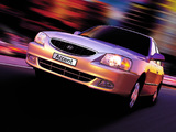 Photos of Hyundai Accent Sedan 2000
