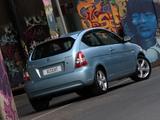 Photos of Hyundai Accent 3-door ZA-spec 2007–11