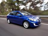 Photos of Hyundai Accent AU-spec (RB) 2011
