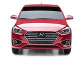 Photos of Hyundai Accent North America 2017
