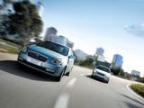 Pictures of Hyundai Accent Sedan 2006–10