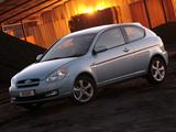 Pictures of Hyundai Accent 3-door ZA-spec 2007–11