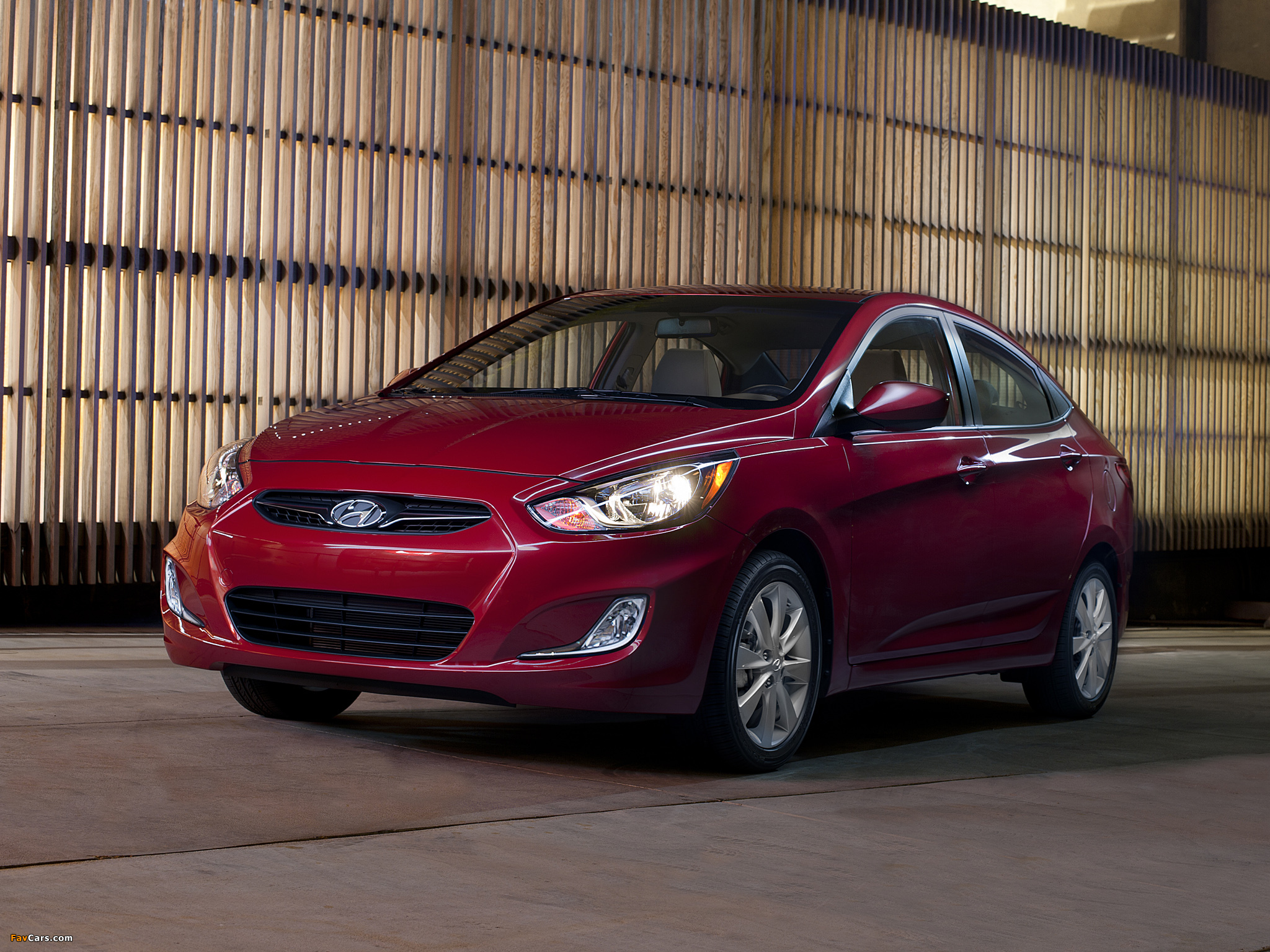 Pictures of Hyundai Accent US-spec (RB) 2011 (2048 x 1536)
