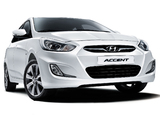 Pictures of Hyundai Accent Wit (RB) 2011