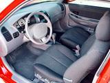 Hyundai Accent 3-door US-spec 2003–06 wallpapers