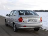 Hyundai Accent 5-door 2003–06 wallpapers