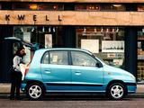 Hyundai Amica 1999–2001 images