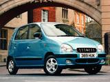 Hyundai Amica 1999–2001 wallpapers