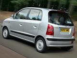 Hyundai Amica 2004–08 pictures