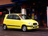 Images of Hyundai Amica 1999–2001
